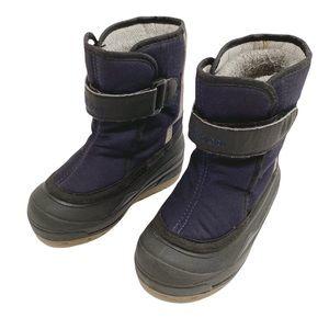 L. L. Bean Northwoods Toddler Winter Snow Boots Removable Felt Liner 8